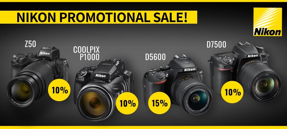 Nikon promotional